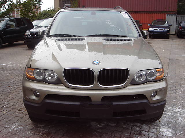bmw x5 e53 facelift 2004 2006 nieren grill k hlergrill. Black Bedroom Furniture Sets. Home Design Ideas
