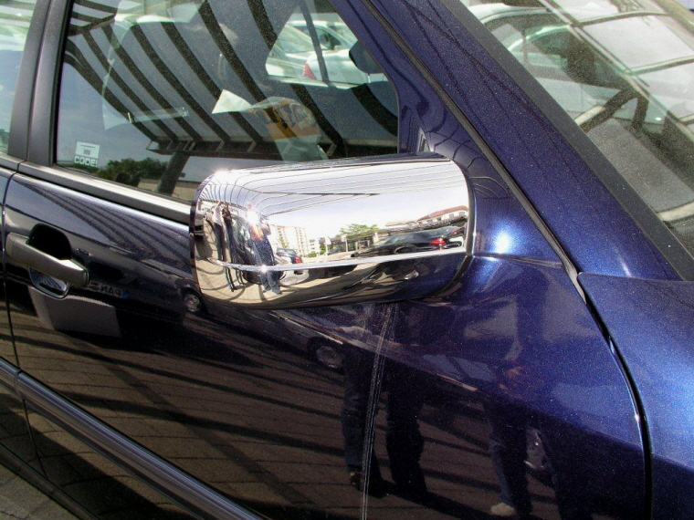 Mercedes w210 e classe chrome couverture r troviseur ebay for Chrome line exterieur