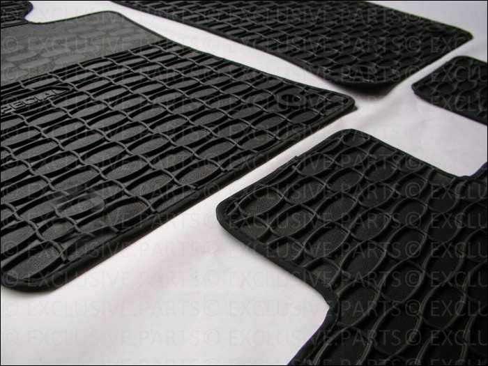 mini one cooper d s r50 r53 2001 11 2006 r52 03 2009 tapis de sol en caoutchouc ebay. Black Bedroom Furniture Sets. Home Design Ideas