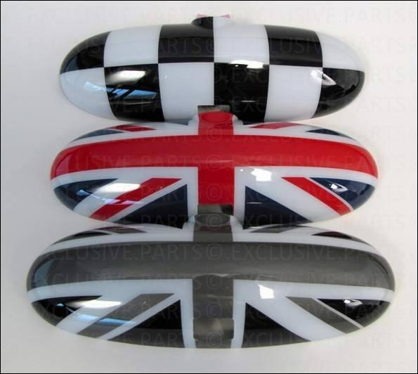 mini one cooper r50 r53 coques r troviseur union jack s v. Black Bedroom Furniture Sets. Home Design Ideas